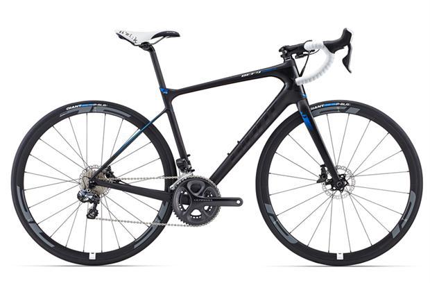 Bicicleta D-Fuse Advanced