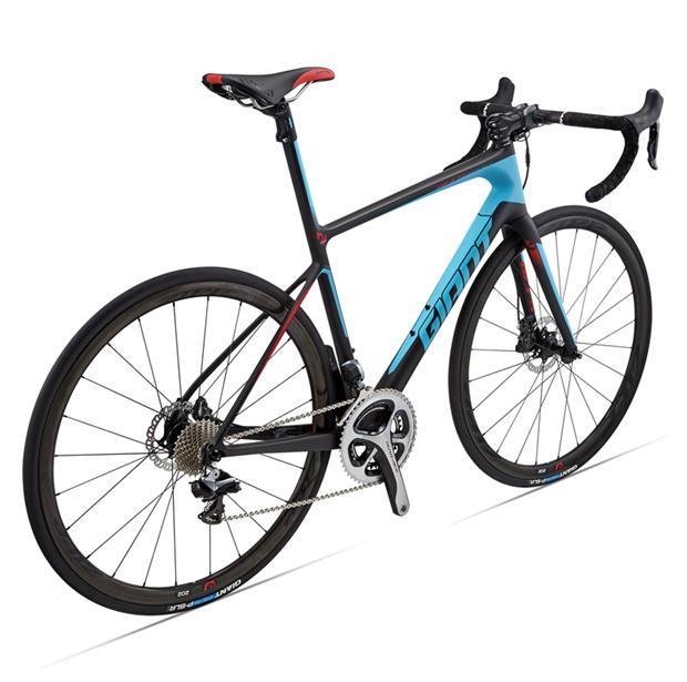 Bicicleta D-Fuse Advanced SL